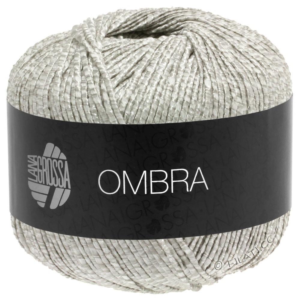Lana Grossa OMBRA | 14-gris argent/blanc