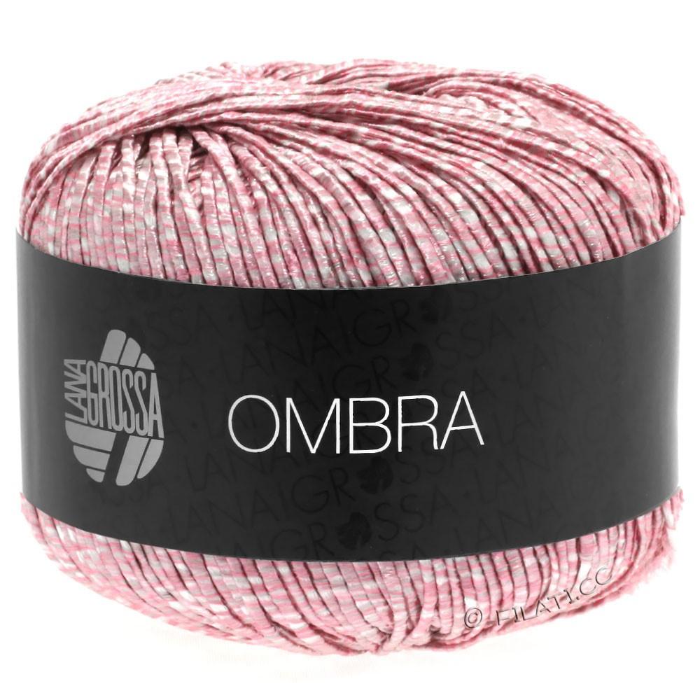 Lana Grossa OMBRA | 15-rose/blanc
