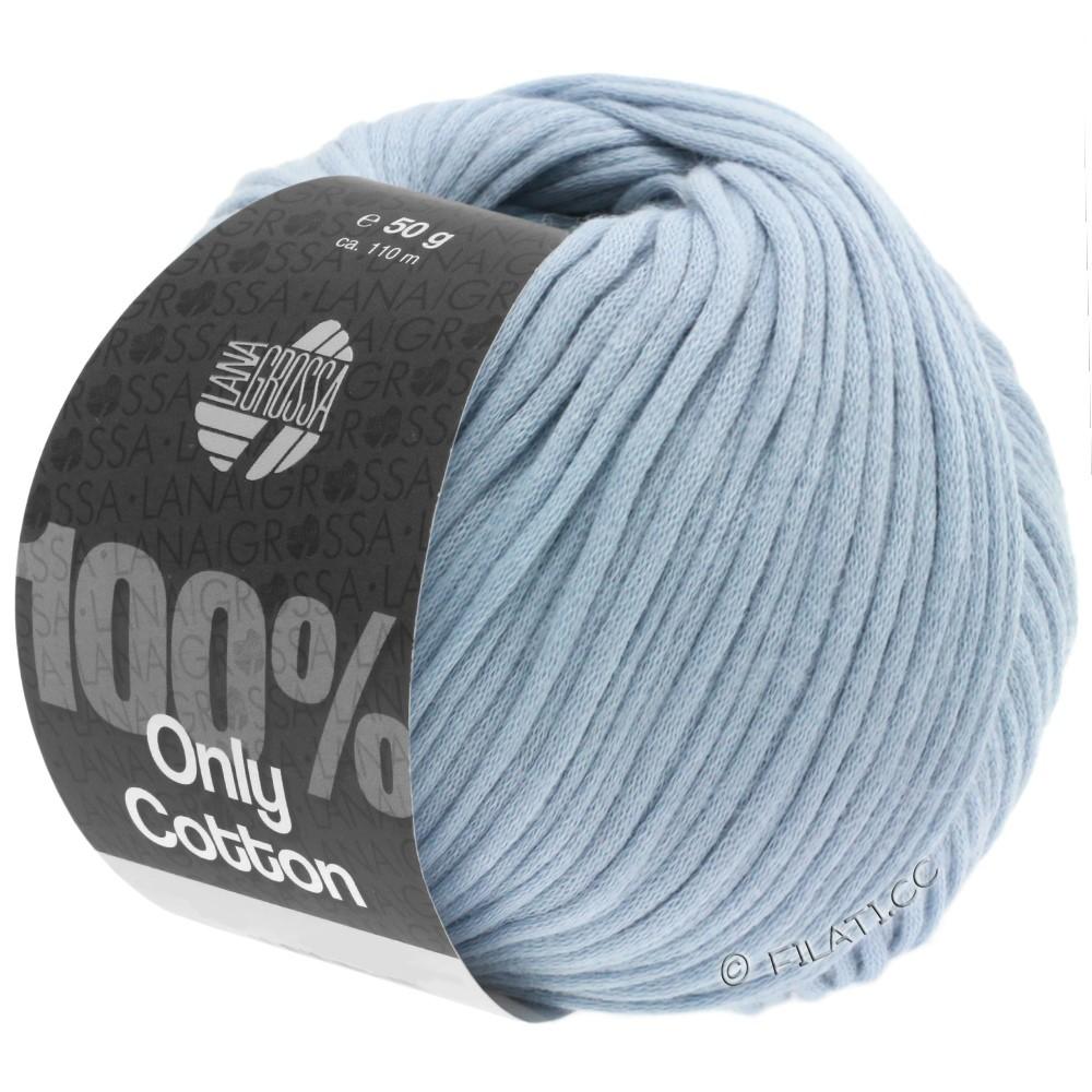 Lana Grossa ONLY COTTON | 07-bleu clair