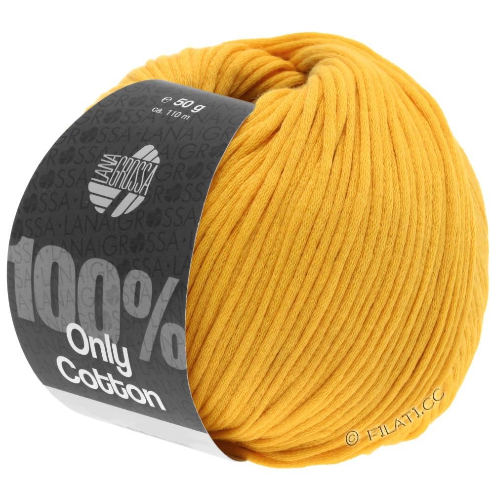 Lana Grossa ONLY COTTON | 15-jaune