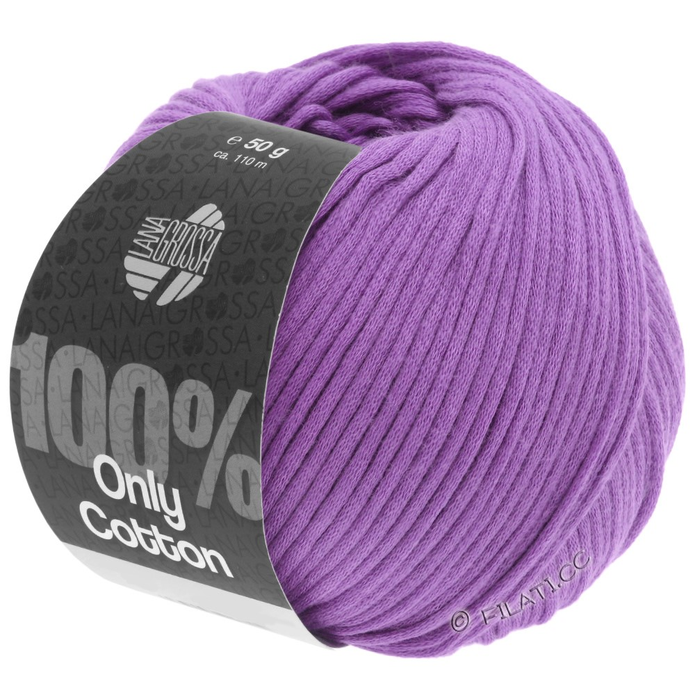 Lana Grossa ONLY COTTON | 19-violet