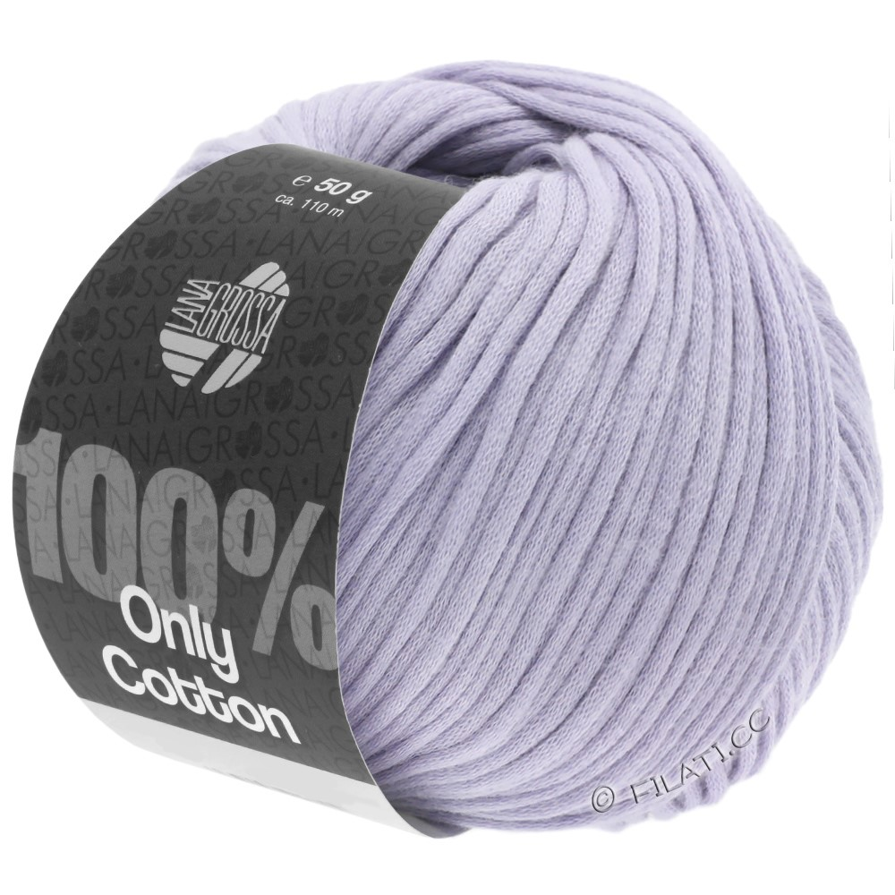 Lana Grossa ONLY COTTON | 20-lilas