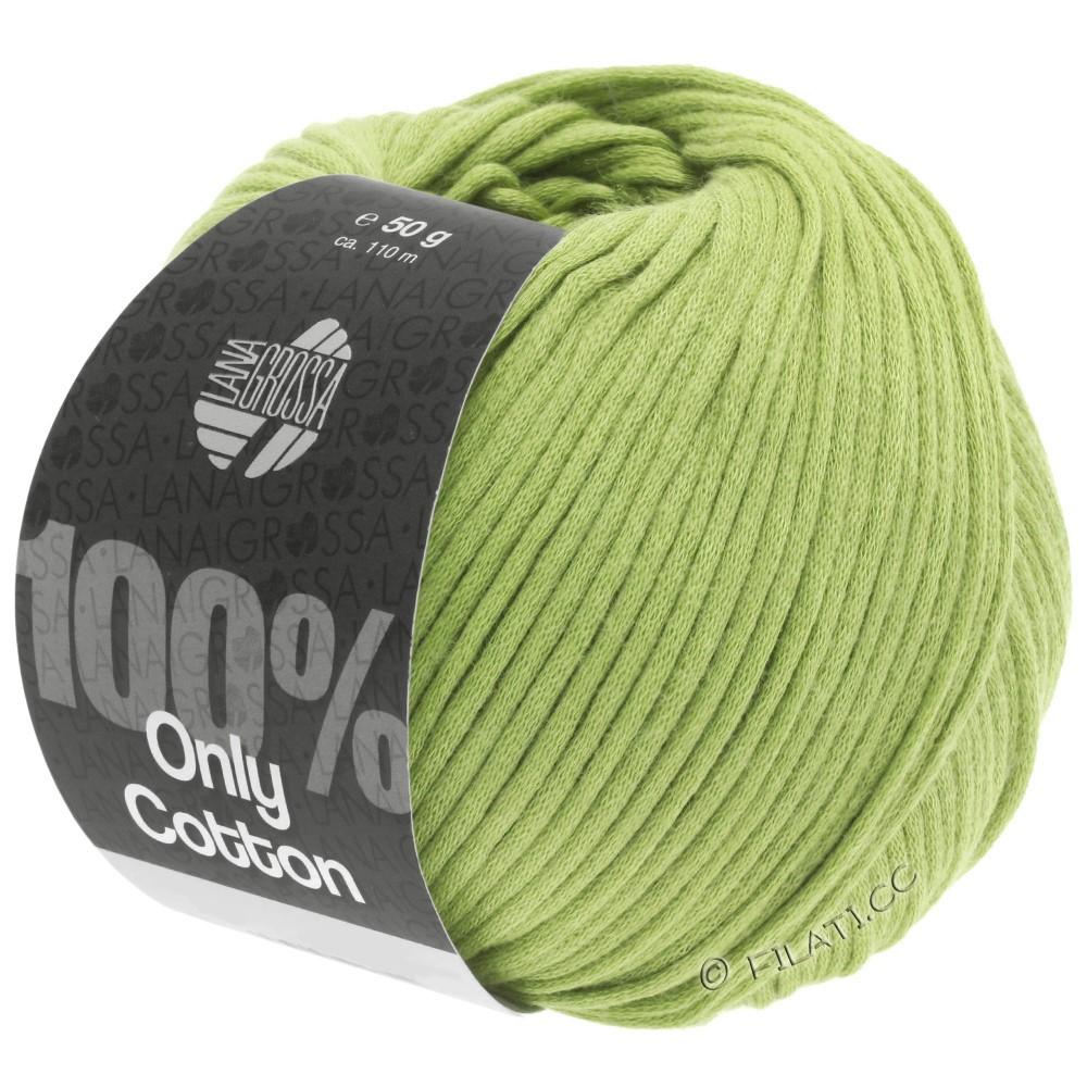 Lana Grossa ONLY COTTON | 23-beau vert