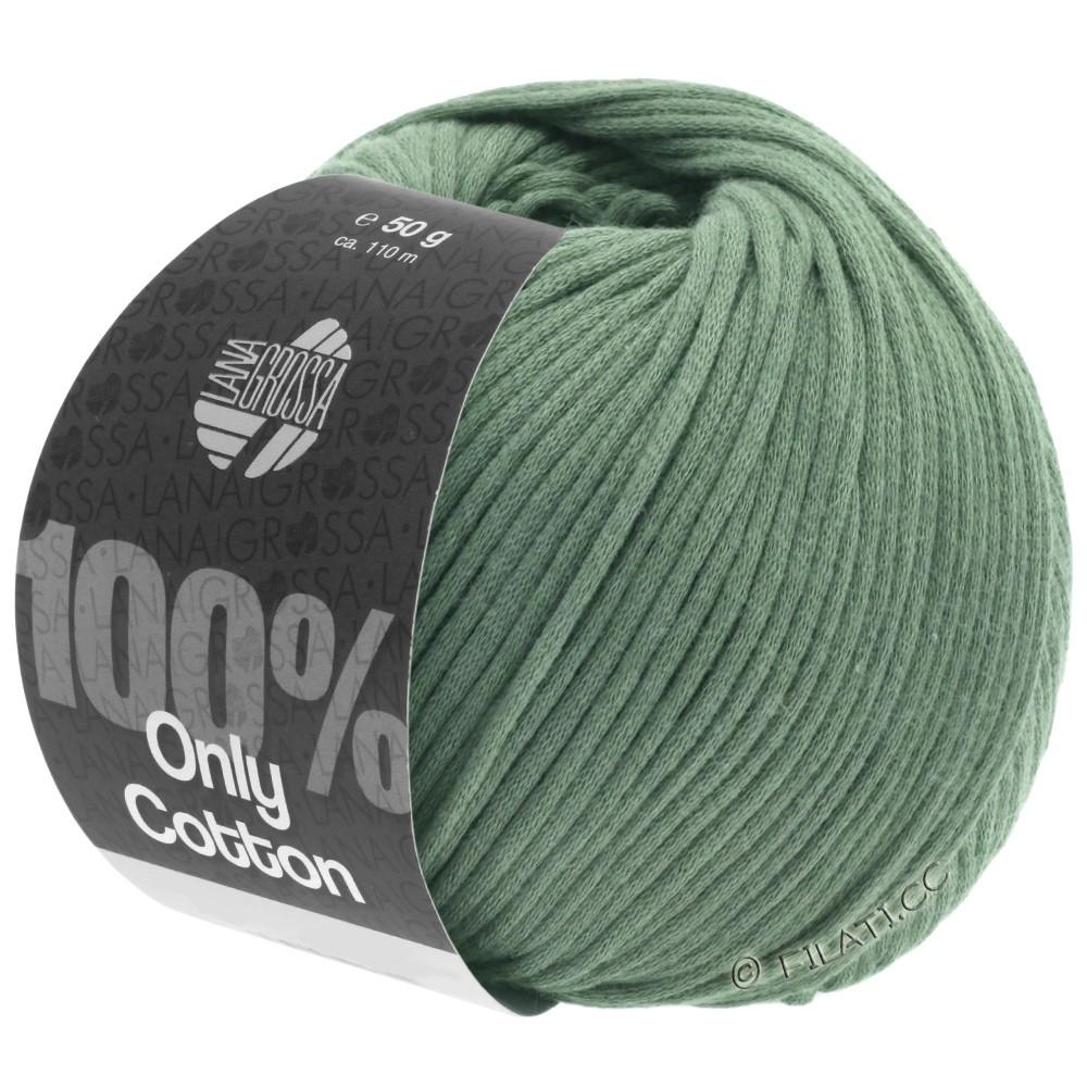 Lana Grossa ONLY COTTON | 24-vert réséda
