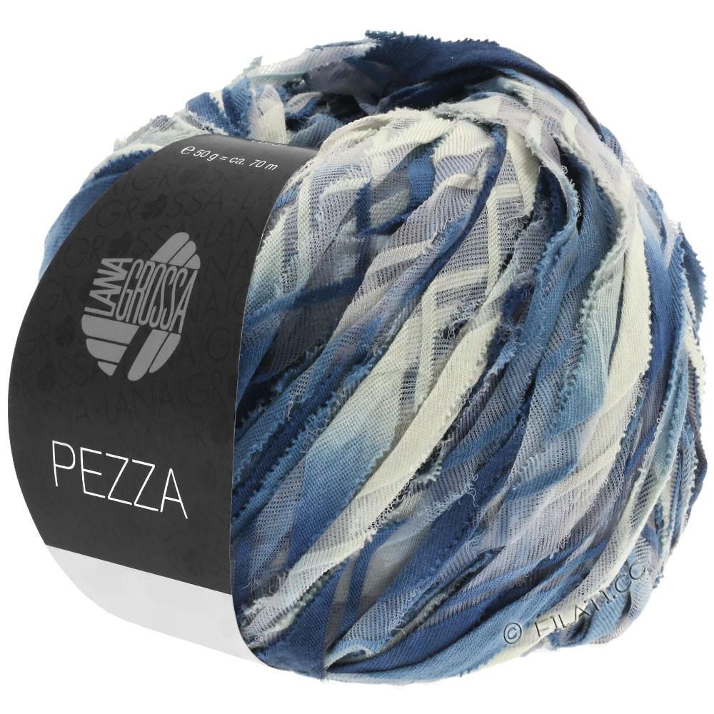 Lana Grossa PEZZA | 04-gris bleu/jean/grège/bleu acier