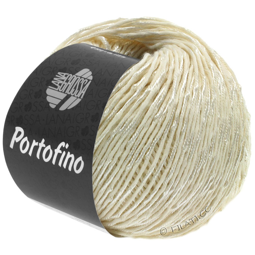 Lana Grossa PORTOFINO | 02-crème