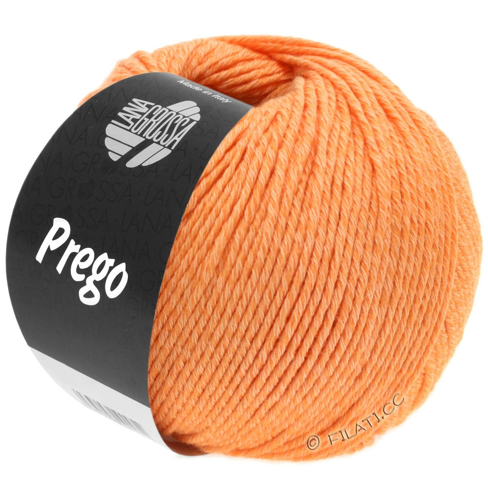 Lana Grossa PREGO   04-abricot
