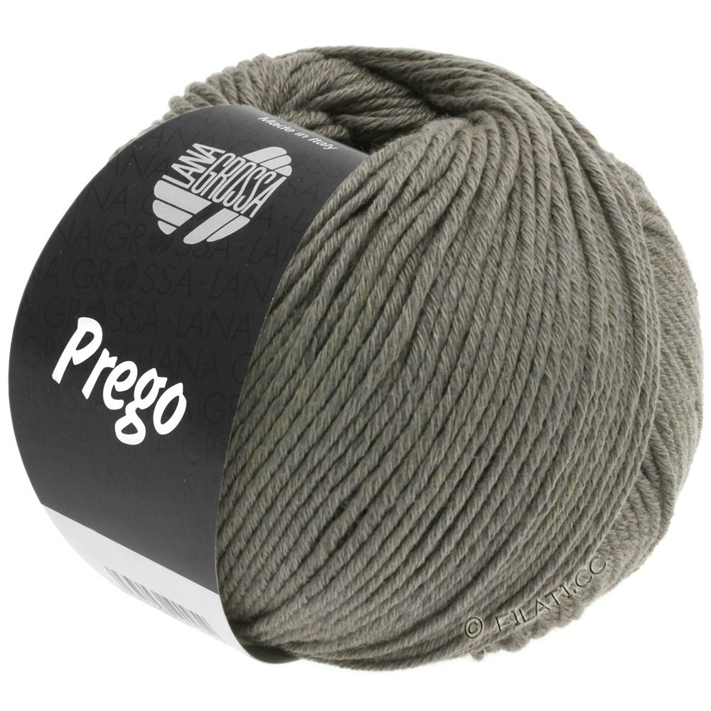 Lana Grossa PREGO   09-brun gris