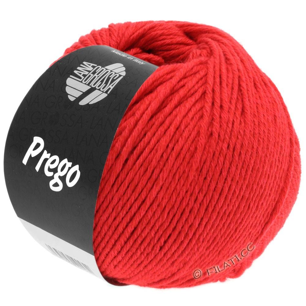 Lana Grossa PREGO   10-rouge