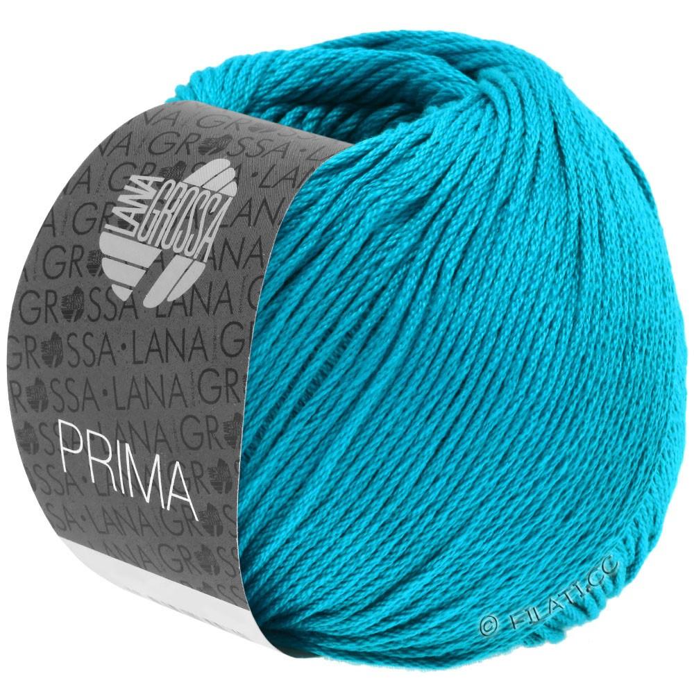 Lana Grossa PRIMA | 14-turquoise bleu