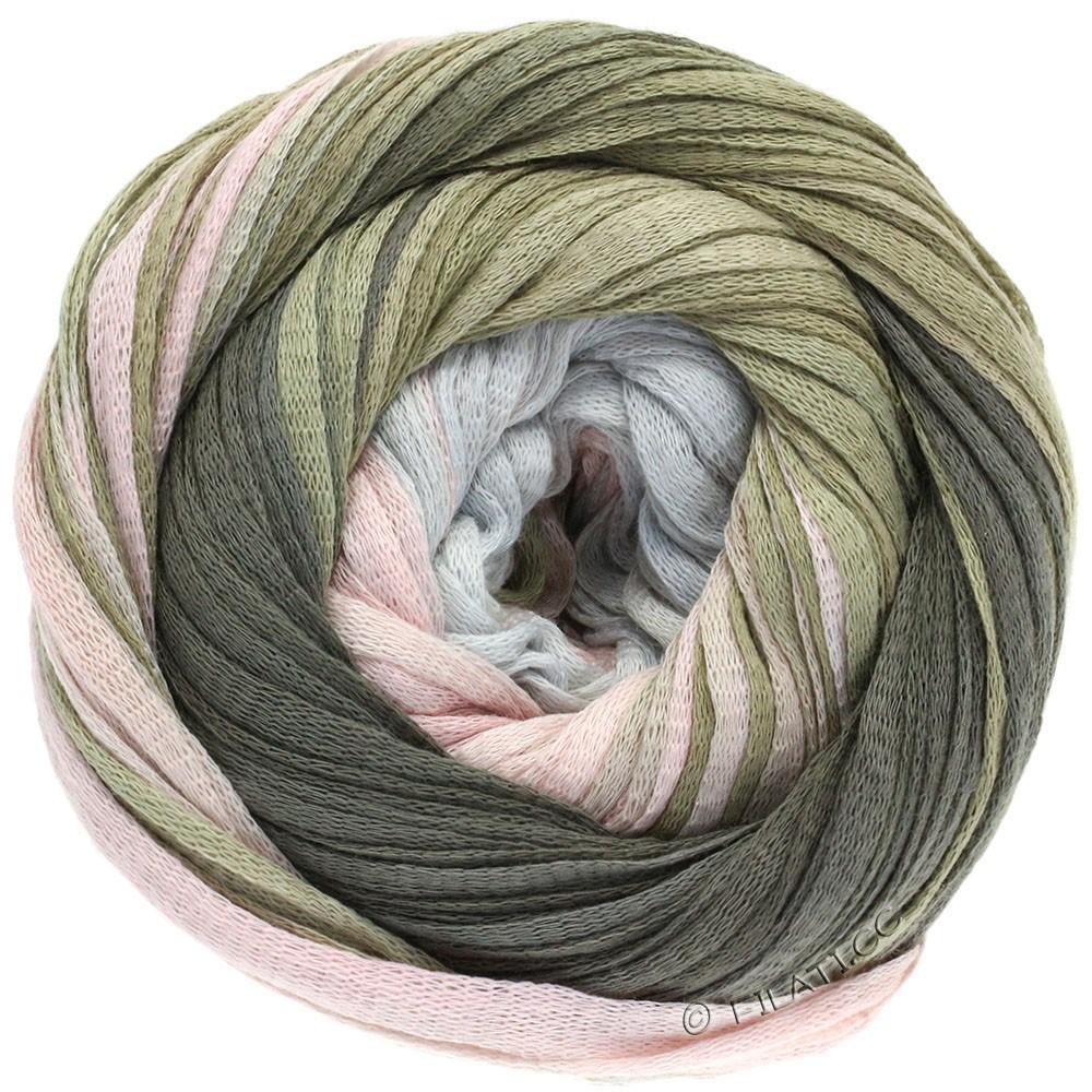 Lana Grossa PRIMAVERA | 111-gris clair/rose/taupe/gris brun