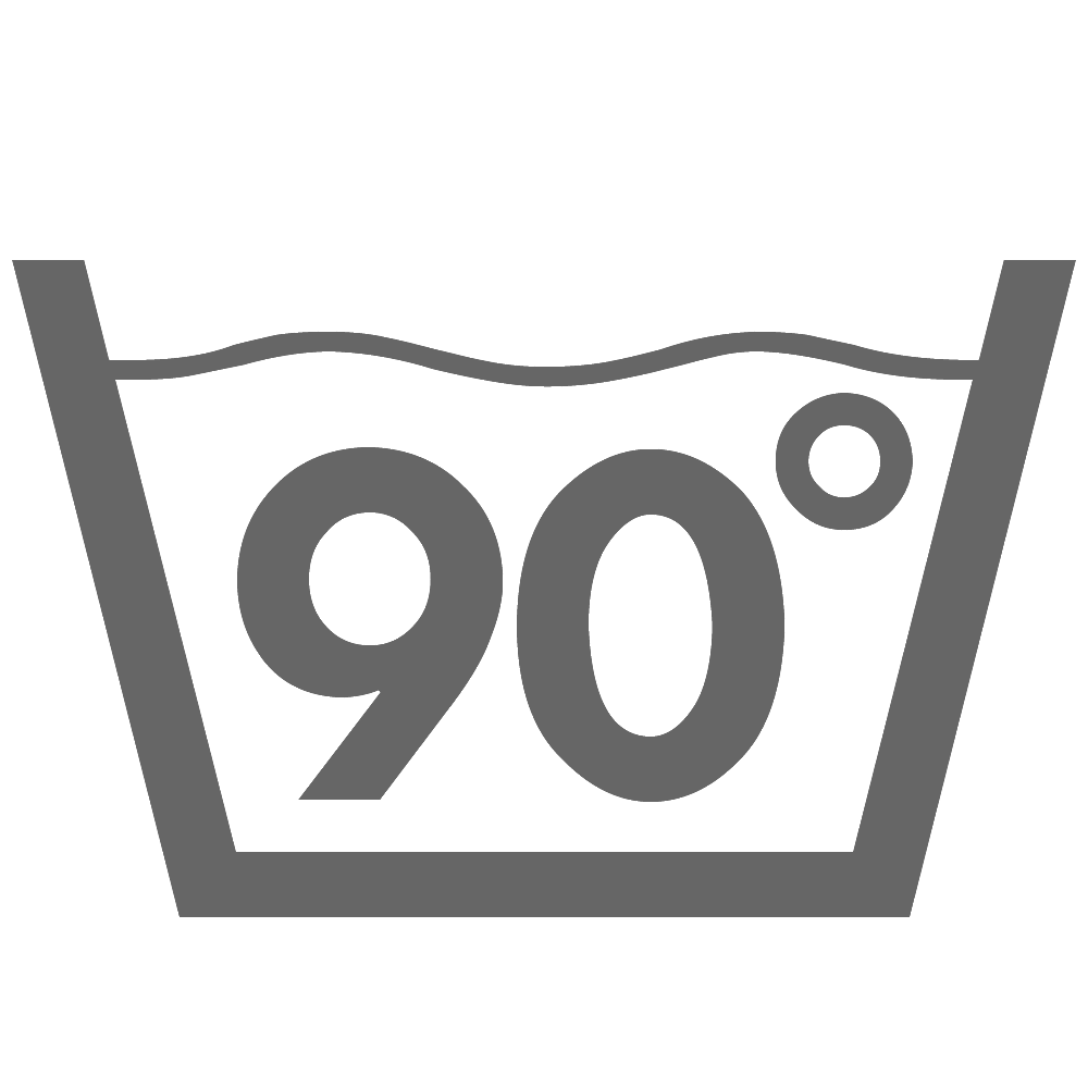 Lavage 90°C