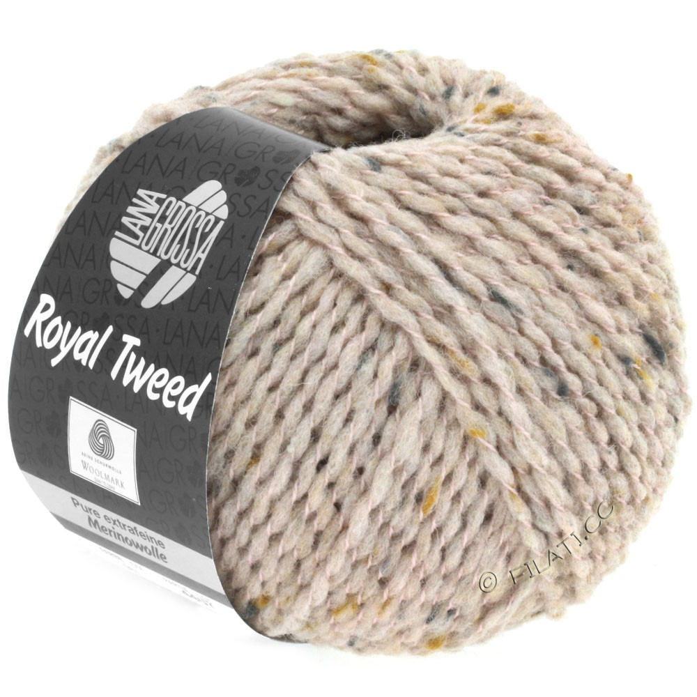 Lana Grossa ROYAL TWEED | 81-