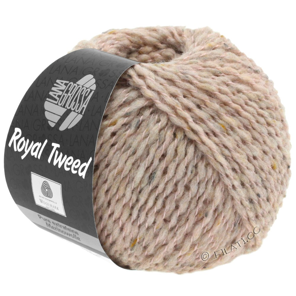 Lana Grossa ROYAL TWEED | 88-bruyère chiné