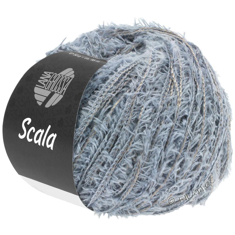 Lana Grossa SCALA | 07-bleu gris