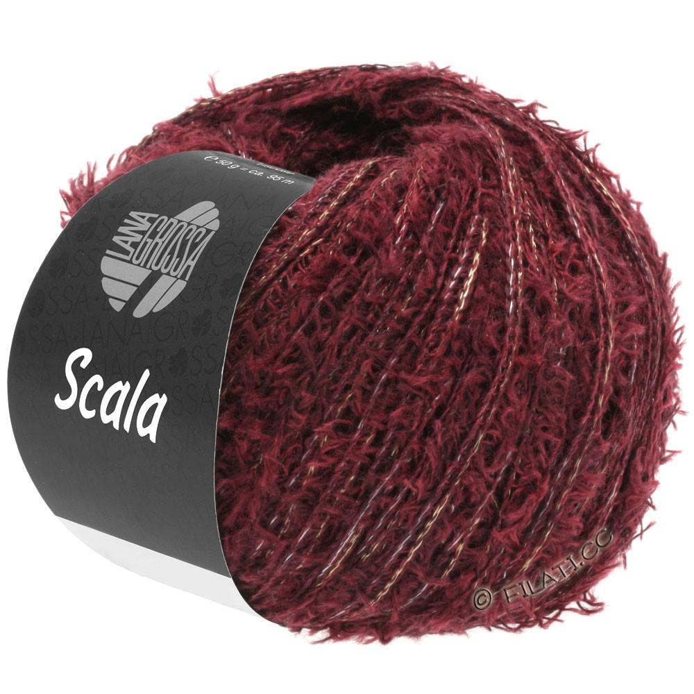Lana Grossa SCALA | 11-rouge vin