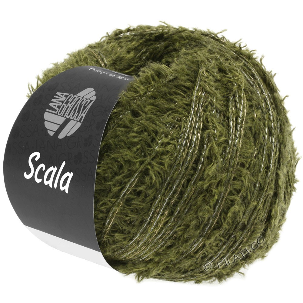Lana Grossa SCALA | 13-vert olive