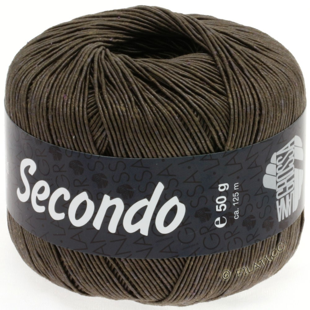 Lana Grossa SECONDO | 09-brun gris