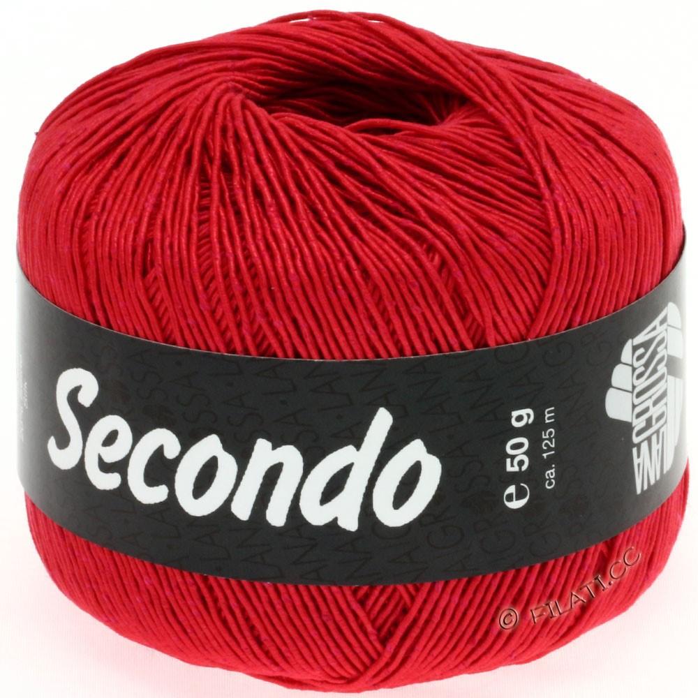 Lana Grossa SECONDO | 36-rouge