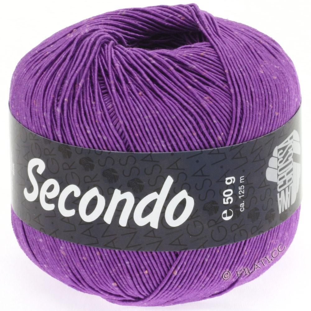 Lana Grossa SECONDO | 45-violet bleu