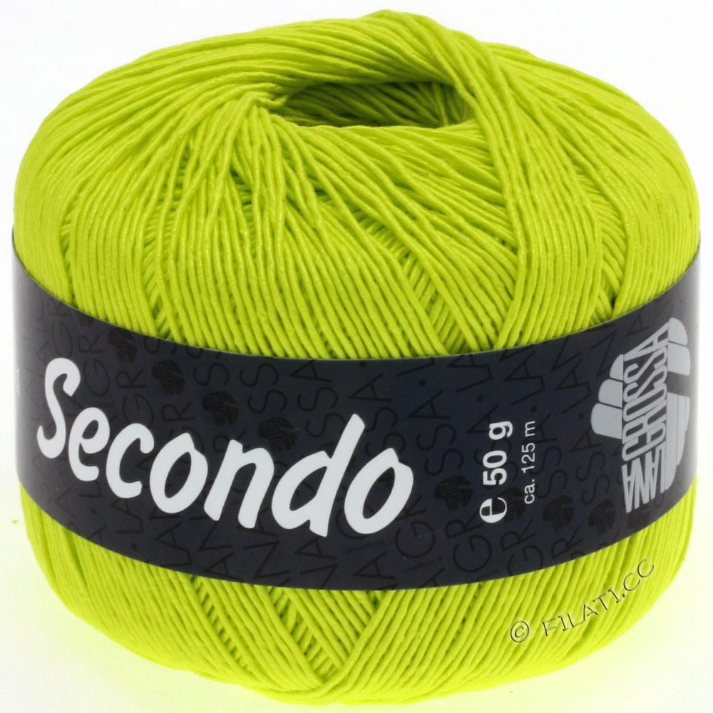 Lana Grossa SECONDO | 51-jaune néon