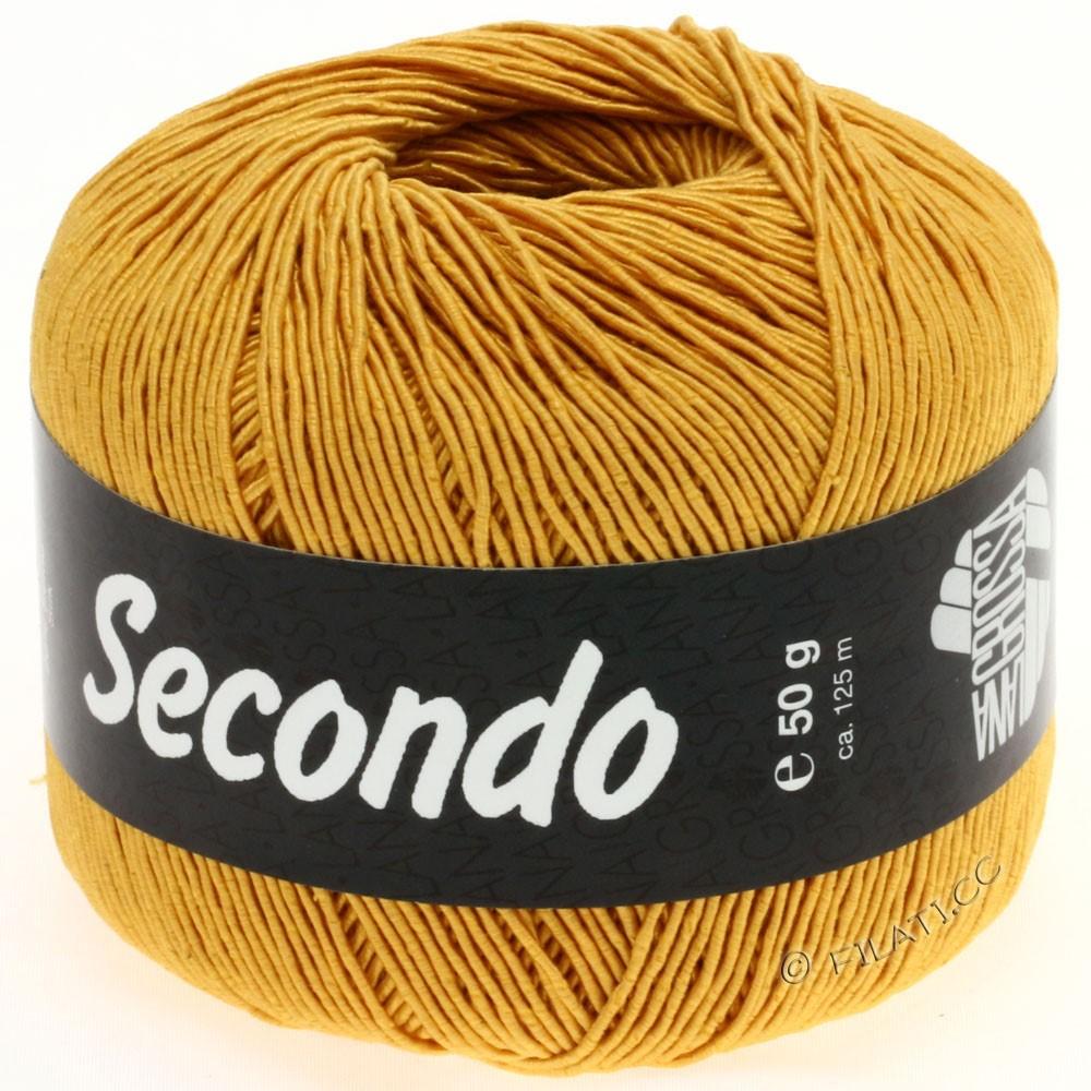Lana Grossa SECONDO | 58-jaune doré