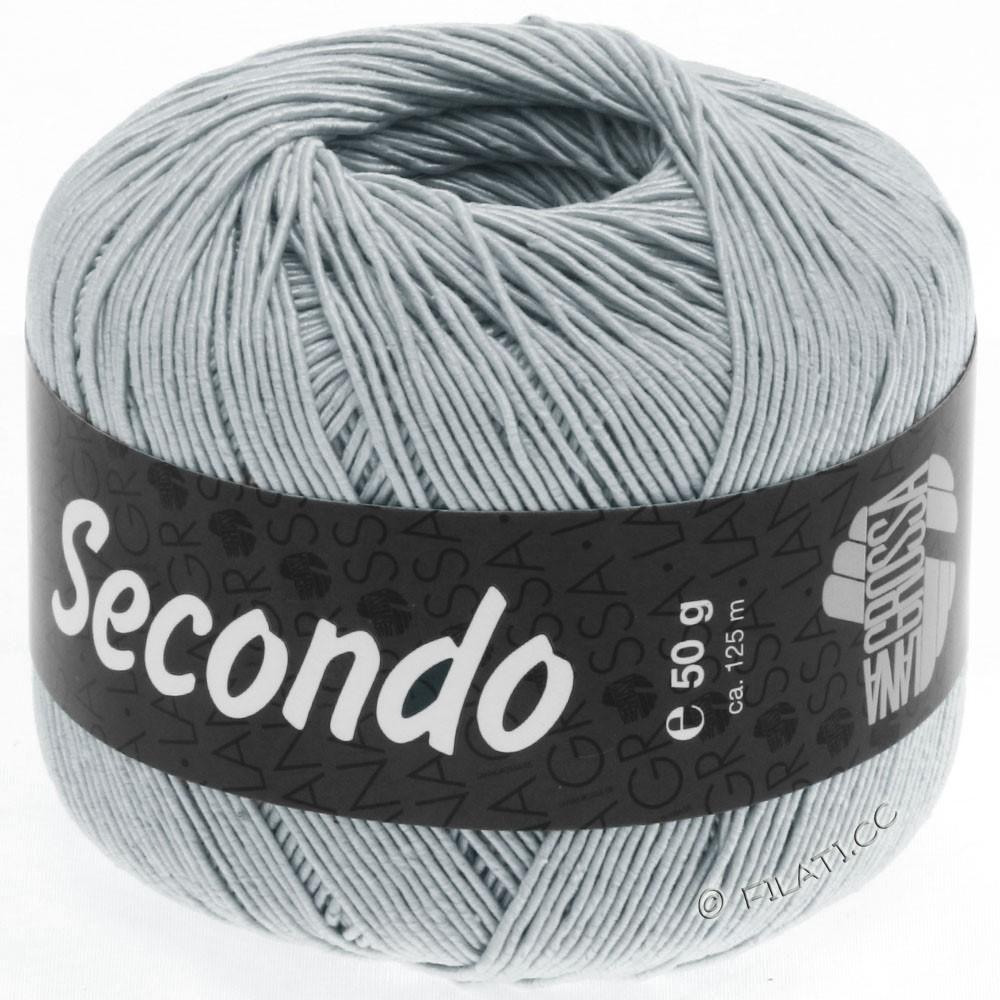 Lana Grossa SECONDO | 61-gris clair