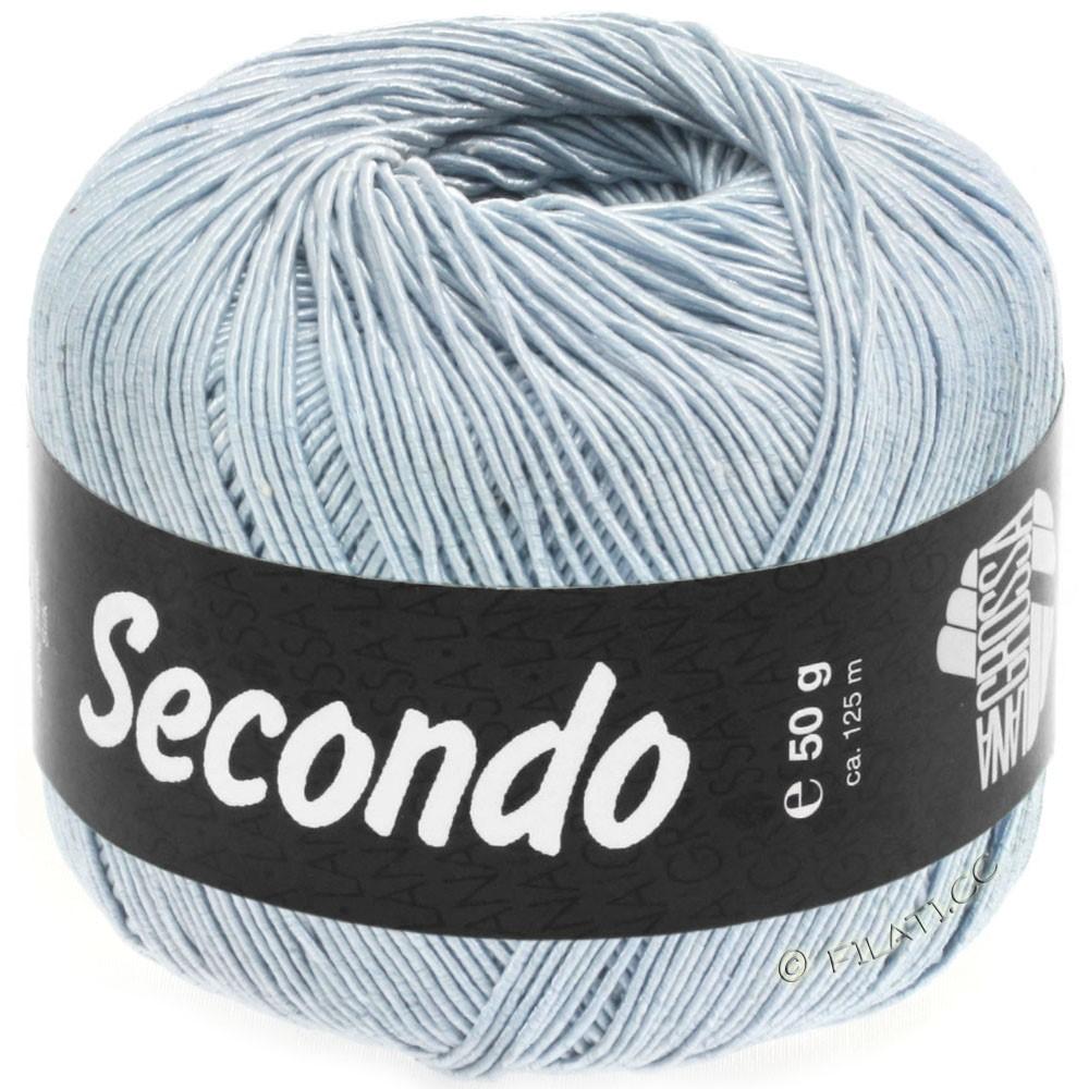 Lana Grossa SECONDO | 63-bleu clair