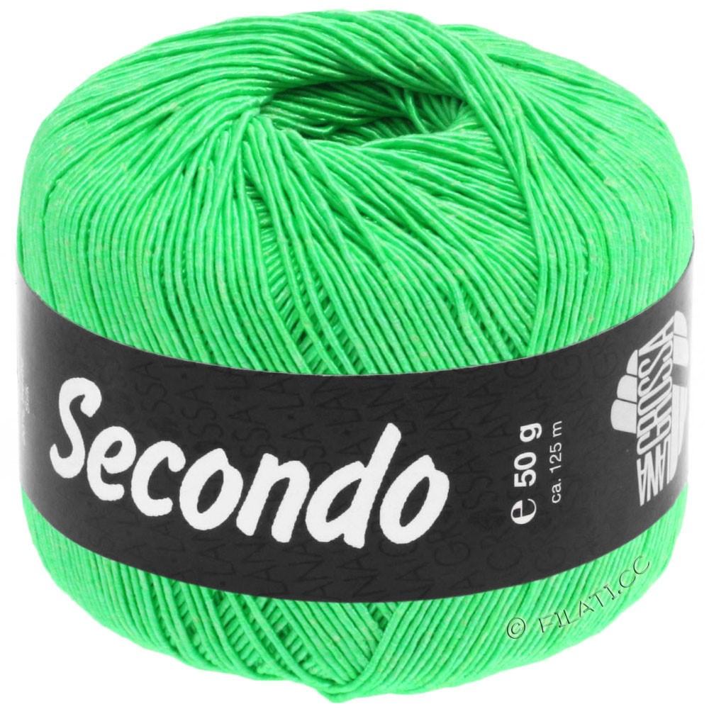 Lana Grossa SECONDO | 67-vert poison