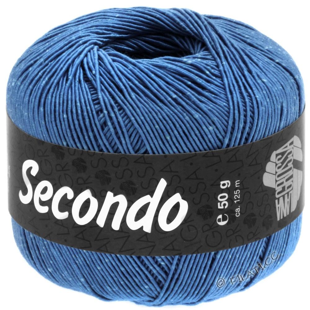 Lana Grossa SECONDO | 75-bleu