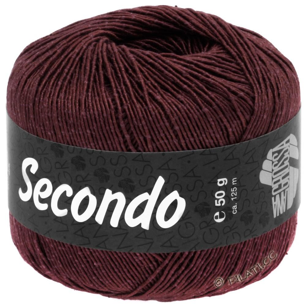 Lana Grossa SECONDO | 76-bourgogne
