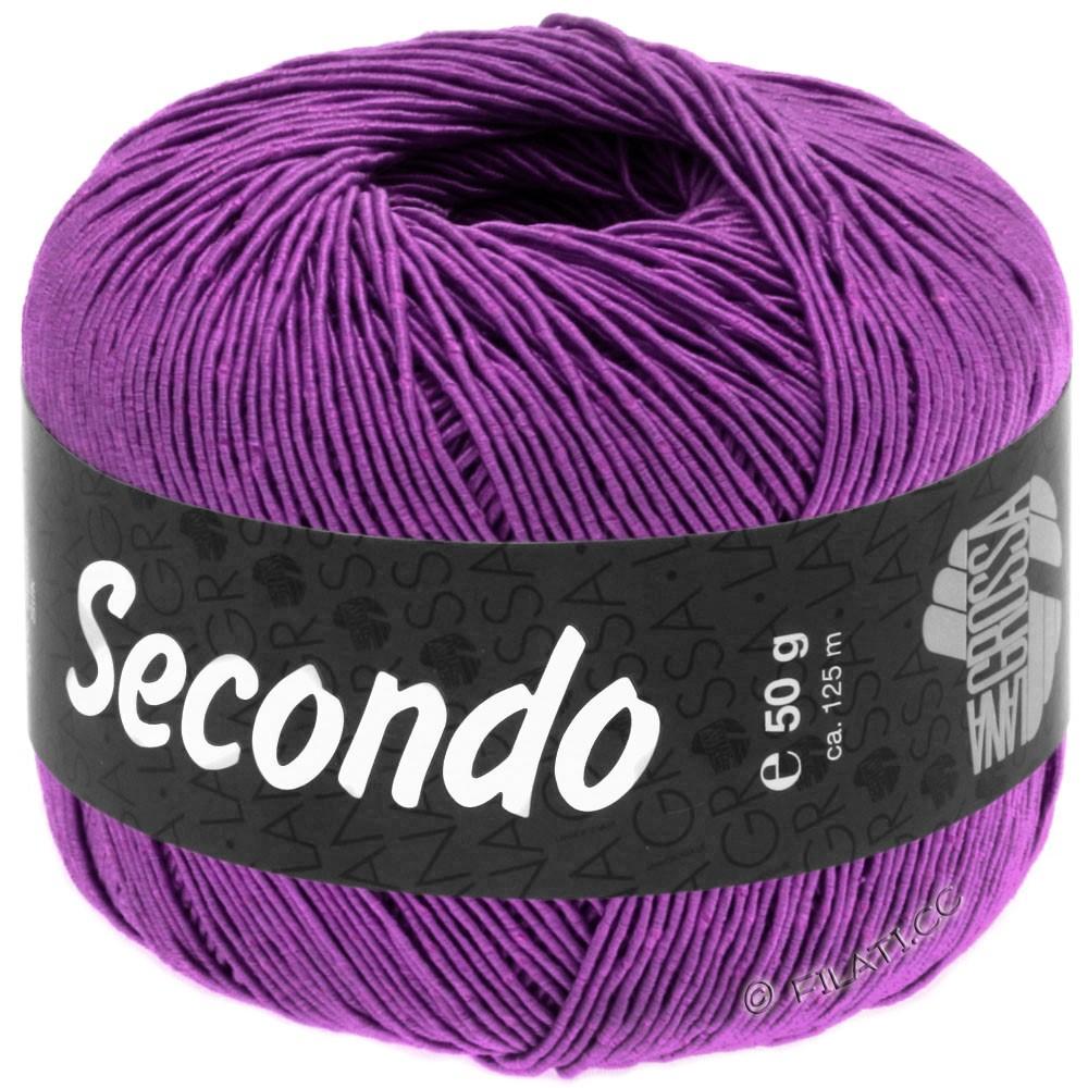 Lana Grossa SECONDO | 77-violet rouge