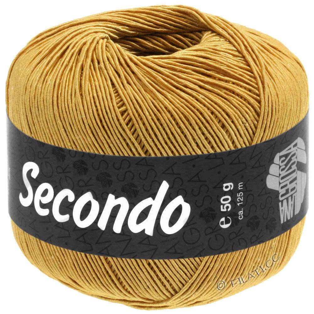 Lana Grossa SECONDO | 81-jaune doré