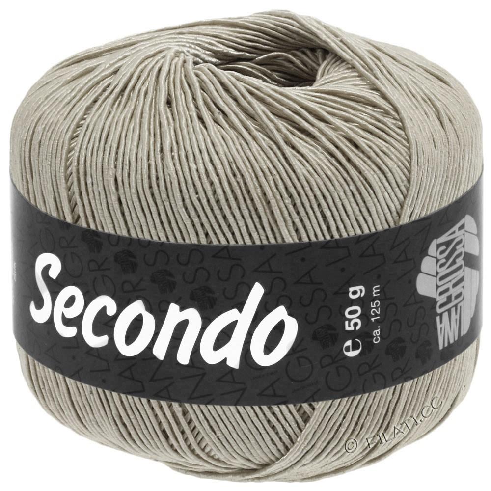 Lana Grossa SECONDO | 85-gris pierre