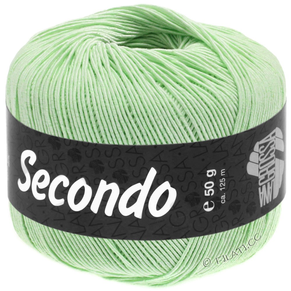Lana Grossa SECONDO | 86-vert tendre