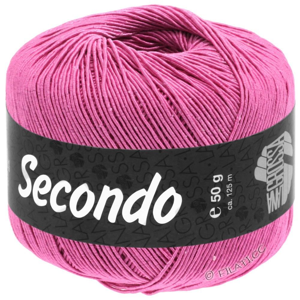 Lana Grossa SECONDO | 87-rose vif