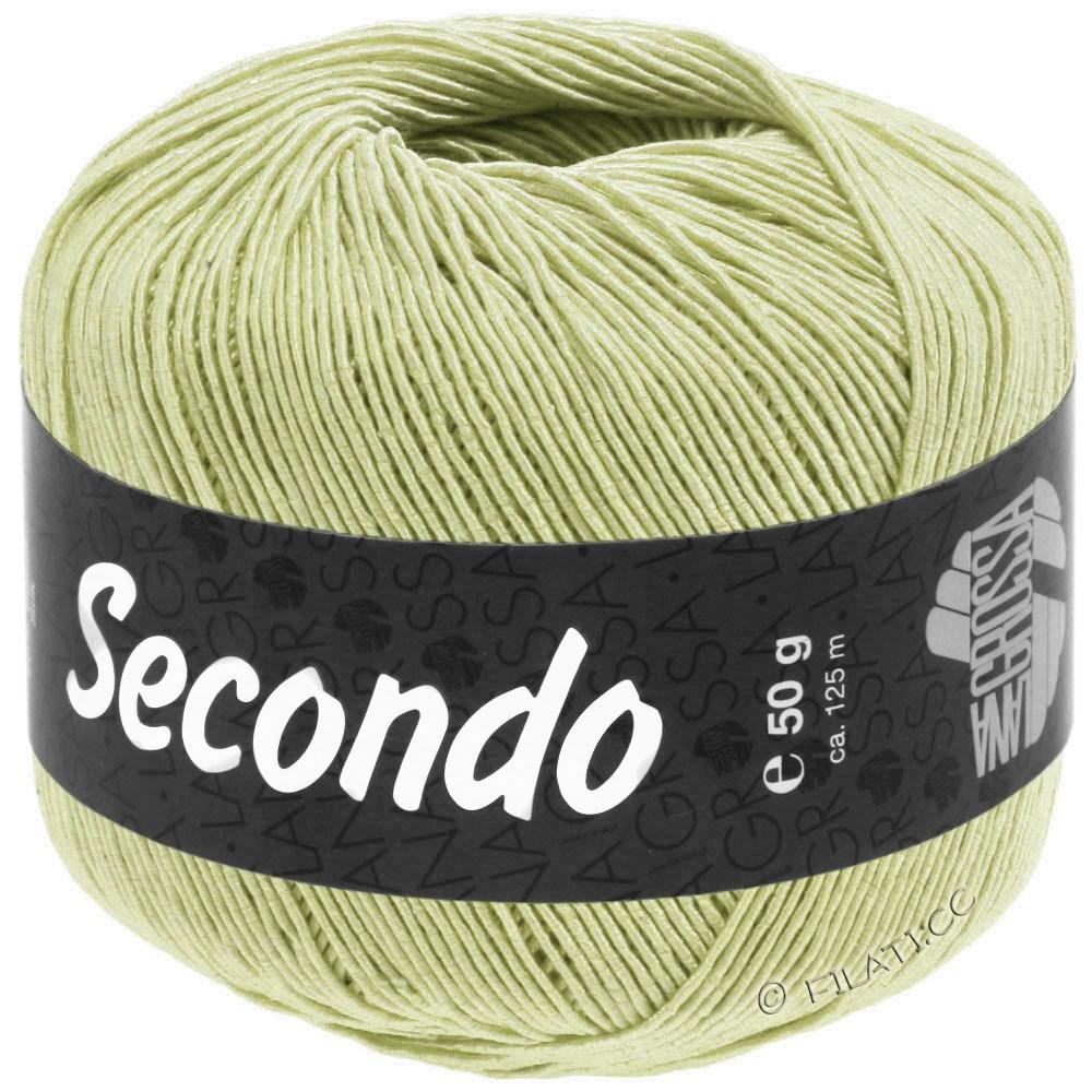 Lana Grossa SECONDO | 88-jaune vert