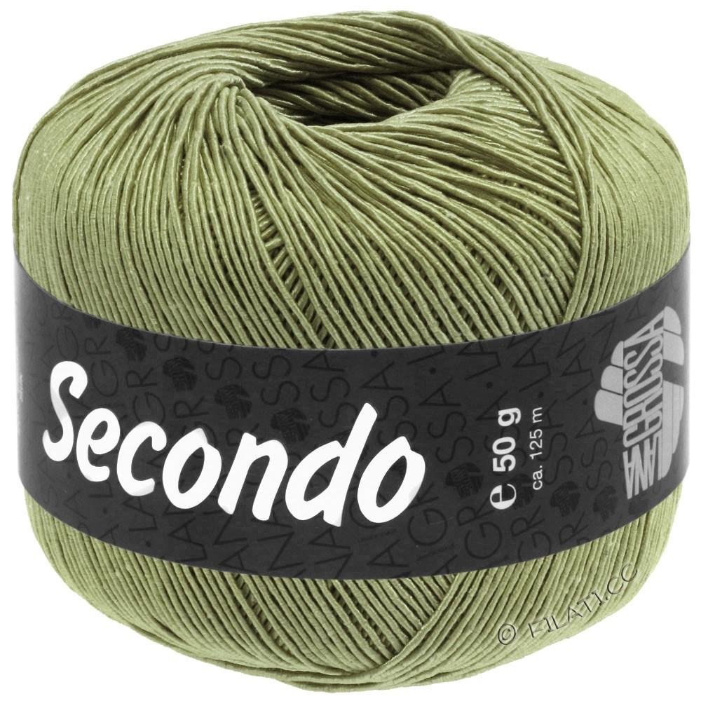 Lana Grossa SECONDO | 89-olive