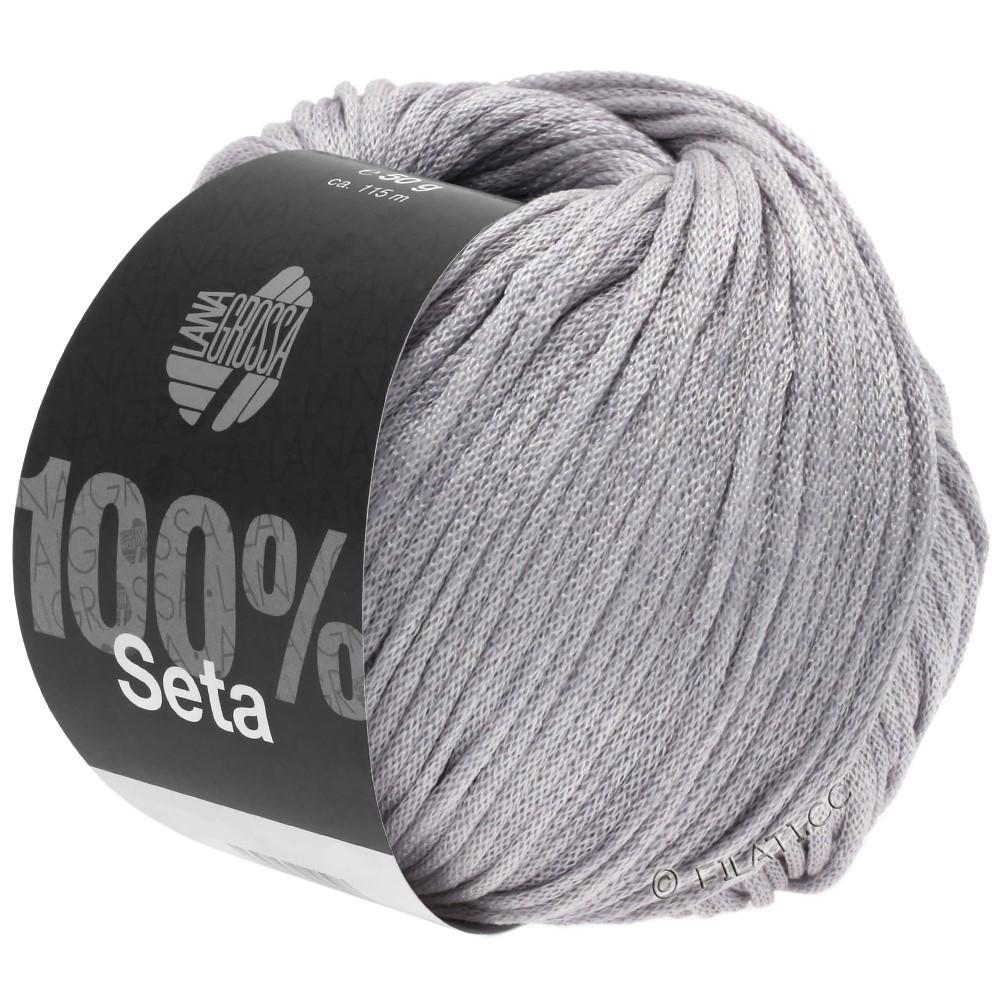 Lana Grossa SETA | 04-lilas gris