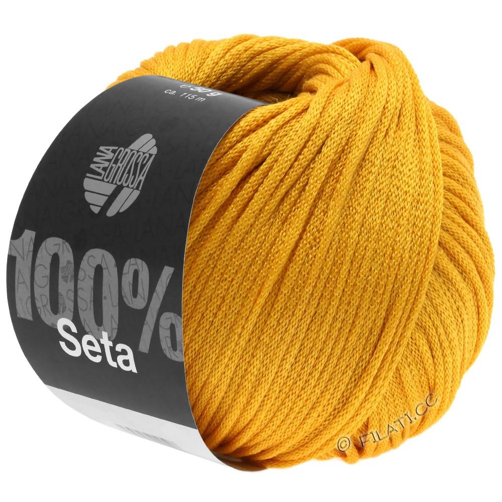 Lana Grossa SETA | 08-jaune melon