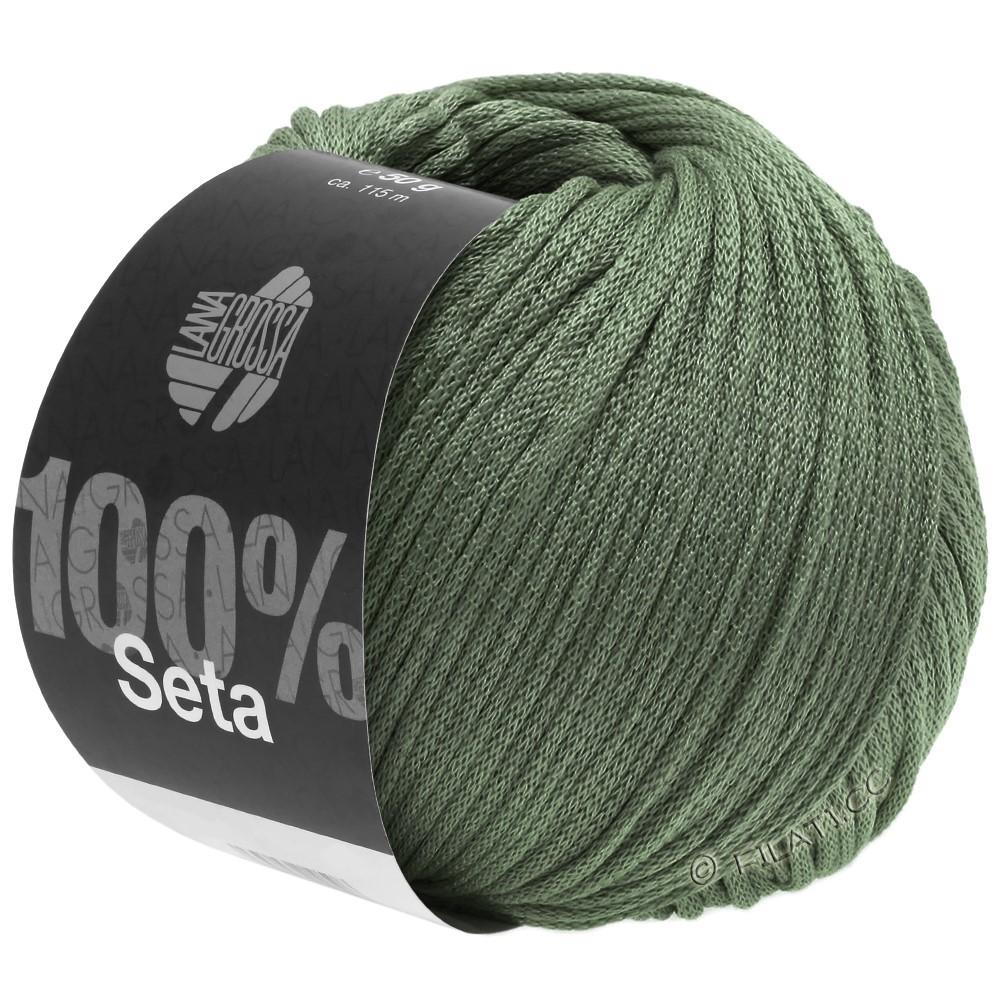 Lana Grossa SETA | 13-vert gris