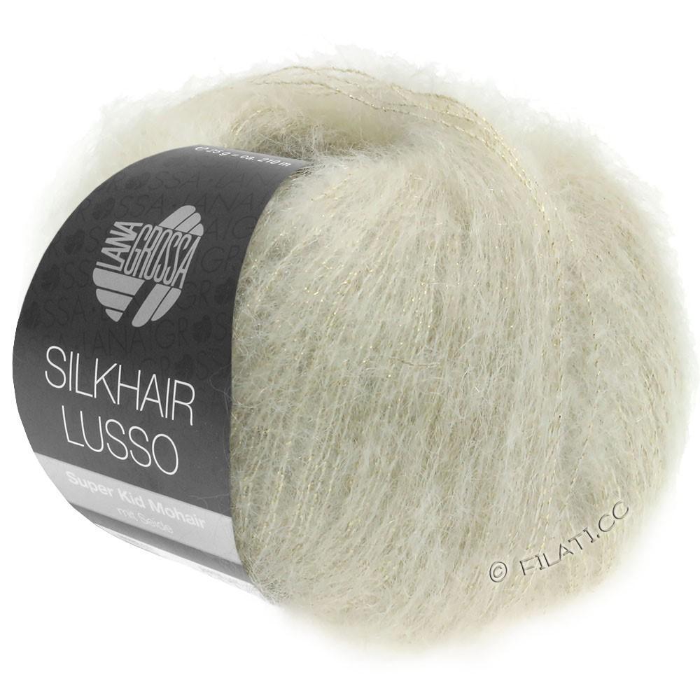 Lana Grossa SILKHAIR Lusso | 912-nature