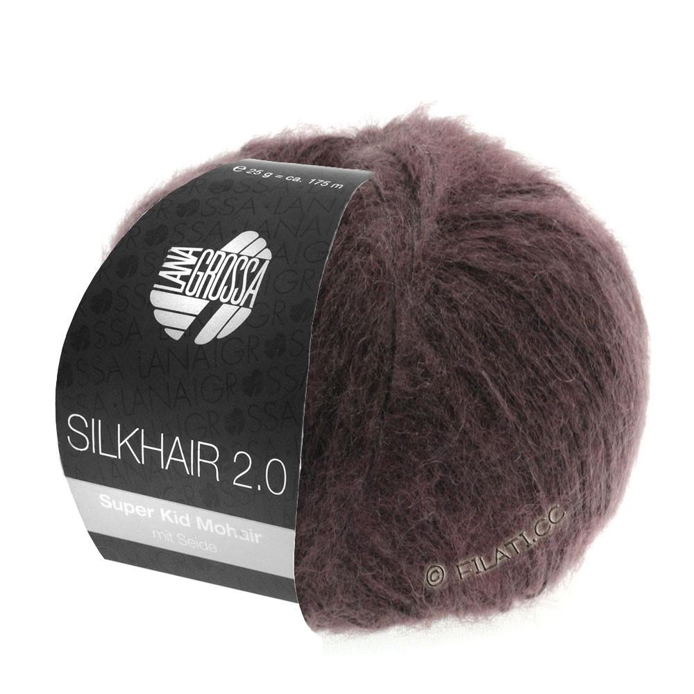 Lana Grossa SILKHAIR 2.0 | 08-baies
