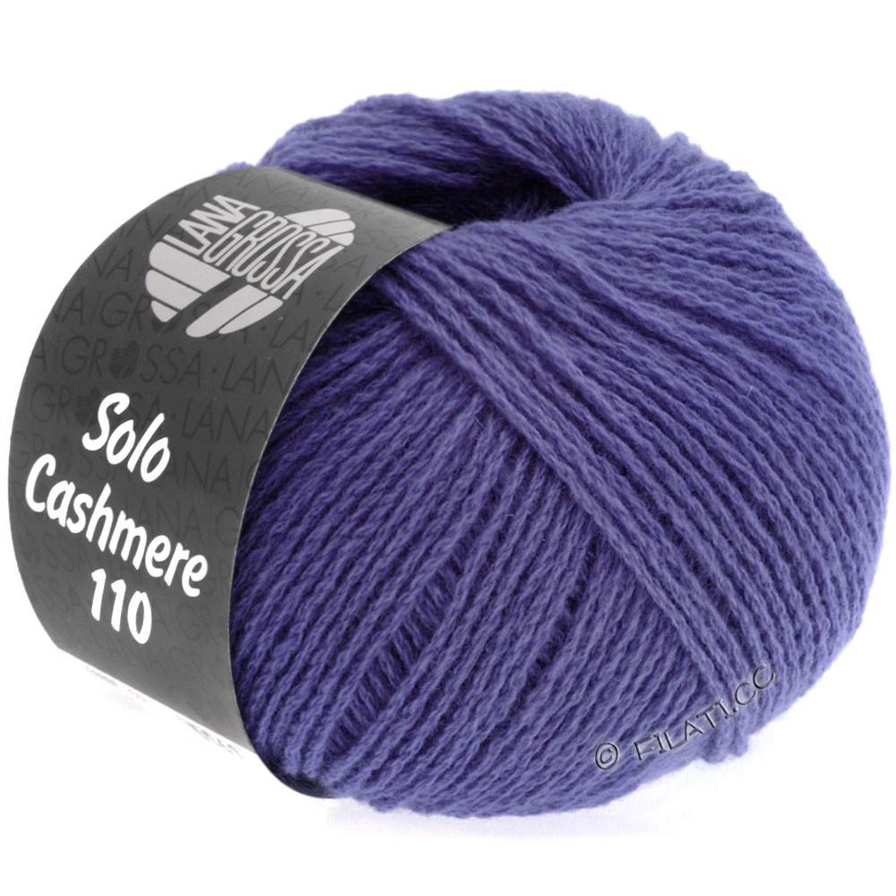Lana Grossa SOLO CASHMERE 110 | 120-violet bleu