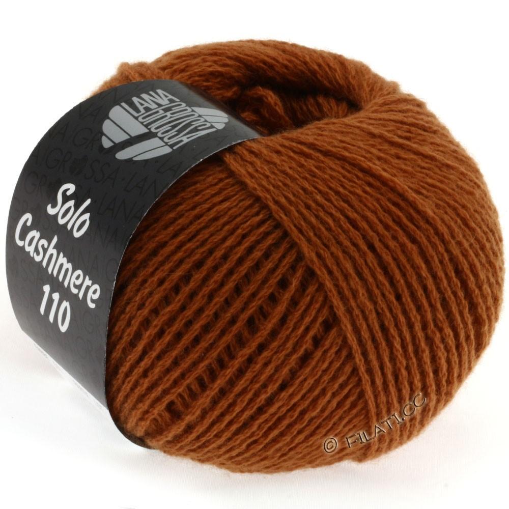 Lana Grossa SOLO CASHMERE 110 | 130-cognac