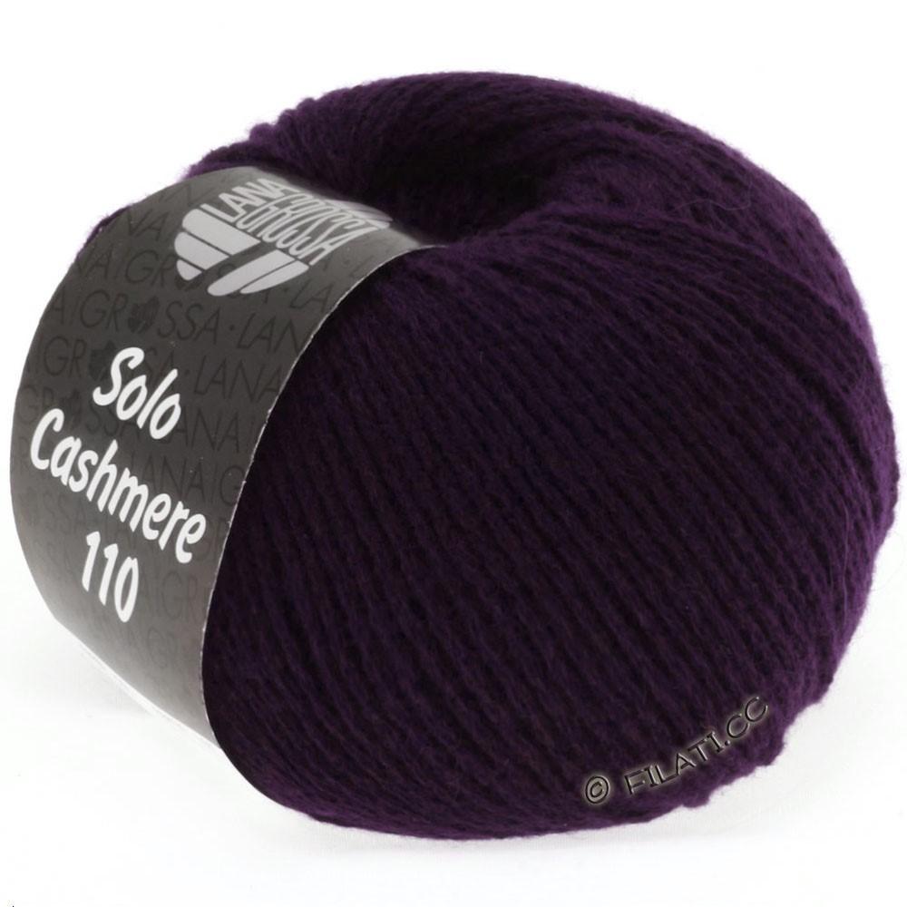 Lana Grossa SOLO CASHMERE 110 | 131-aubergine