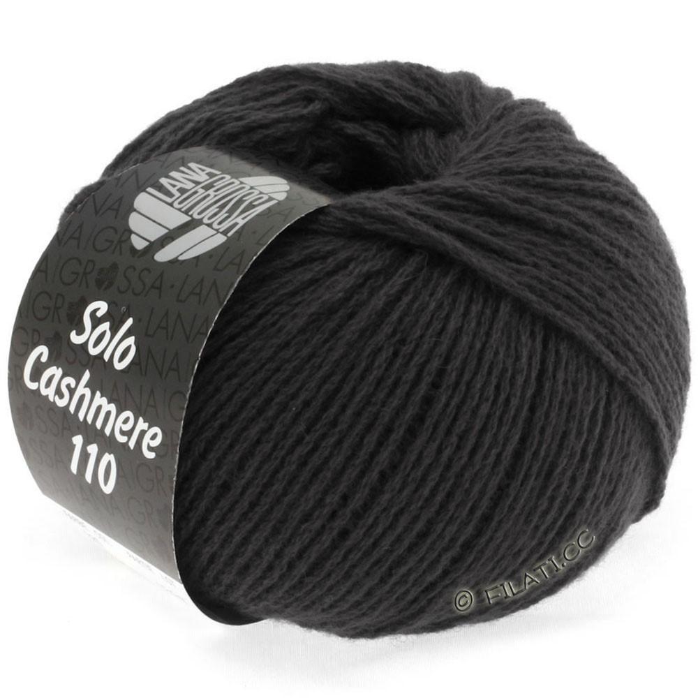 Lana Grossa SOLO CASHMERE 110 | 135-brun noir