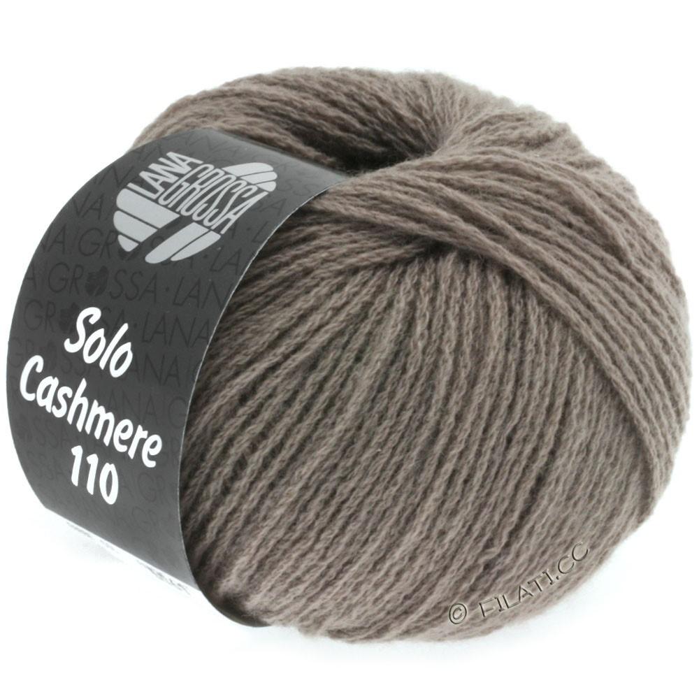 Lana Grossa SOLO CASHMERE 110 | 140-brun gris