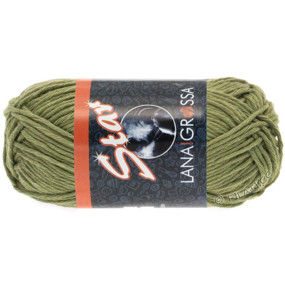 Lana Grossa STAR   63-vert olive