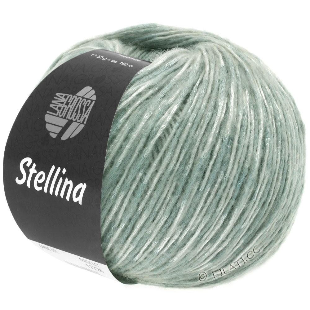 Lana Grossa STELLINA   01-gris clair/argent
